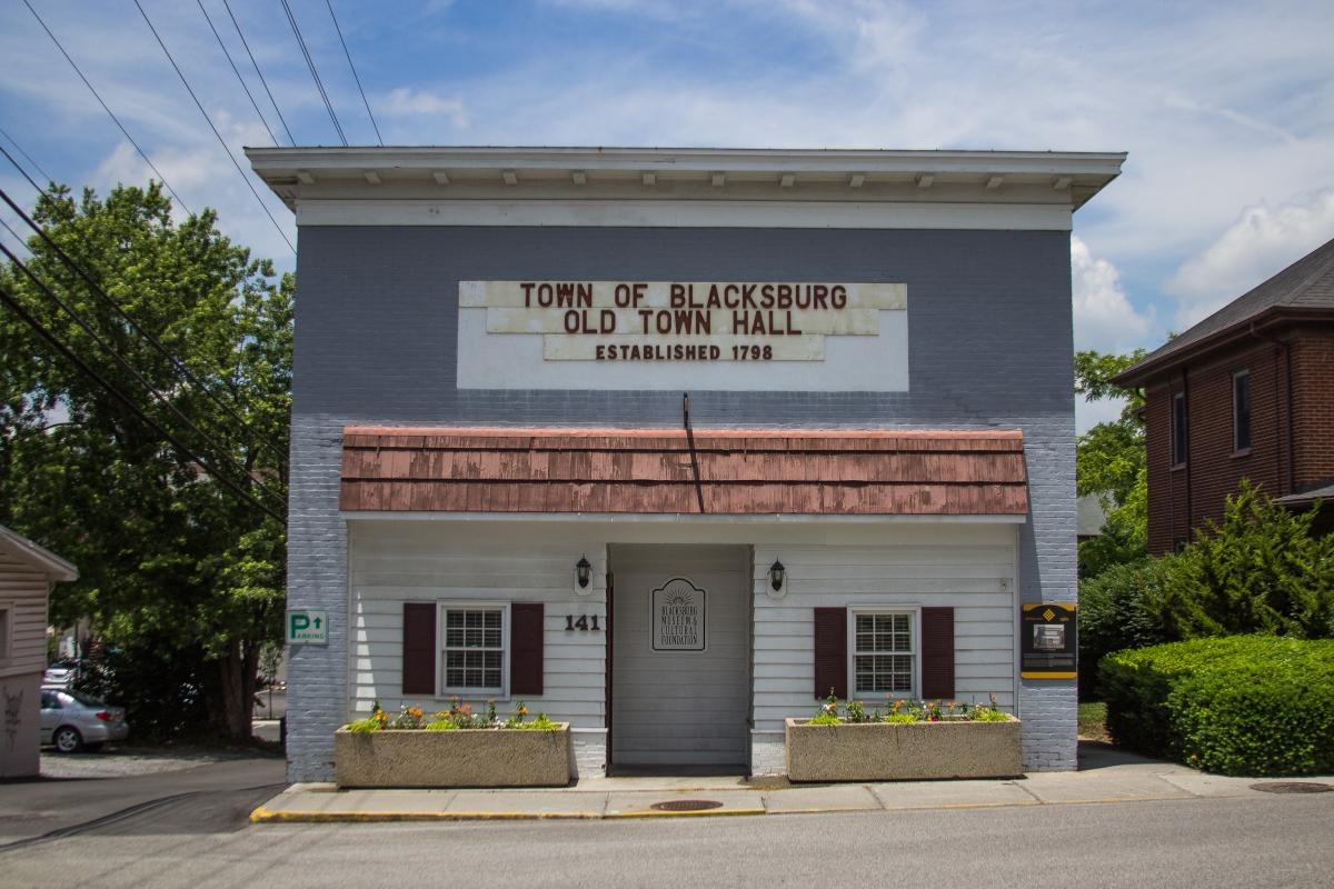 """""""Town"""" of Blacksburg UnderConsideration"""