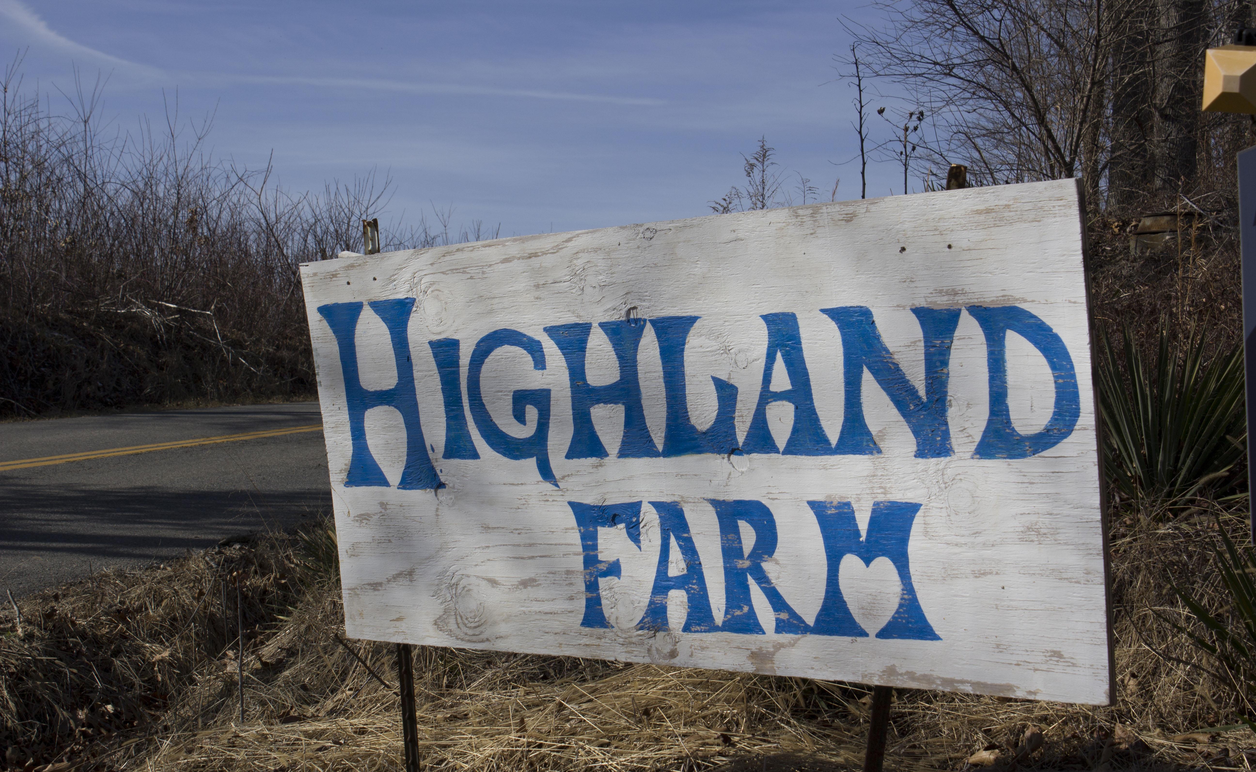 cover photo highland