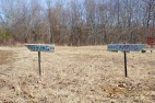 Dublin, Va., Feb. 2, 2018 – Camping and Parking: Many of the progress festival signs and decorations remain in place on the farm throughout the year. Photo Credit: Brendan Quinn