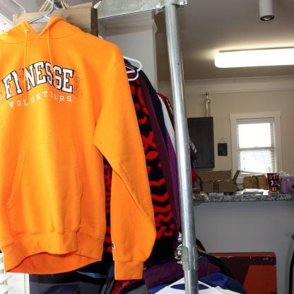 Blacksburg, Va. February 18 – Physical Store: Tan and Kesling run the store from their own apartment in Blacksburg. Photo: Maria Berkowitz