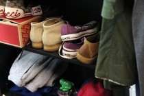 Thrifting allows customers to buy name brand items for less. Photo credit: Sarah Cundiff