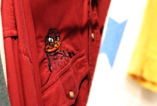 Virginia Tech students receive a discount on VTThrift items. Photo credit: Sarah Cundiff